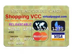 reloadable credit card we provide credit cards for online shops require a credit