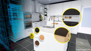 Furniture In Kitchen by Ikea U0027s New App Lets You Try Out Furniture In Virtual Reality