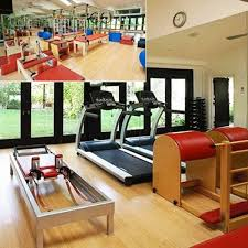 Celebrity Home Design Pictures Pictures Of Celebrity Home Gyms Shape Magazine