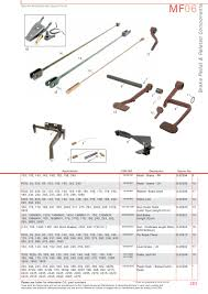 massey ferguson brakes page 273 sparex parts lists u0026 diagrams