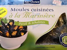 moules cuisin馥s sar océan moules marinières
