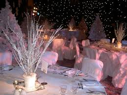 Winter Wonderland Themed Decorating - winter wonderland wedding create a magical winter wonderland