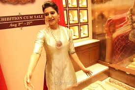 picture 1232954 actress samantha inaugurates nac jewellers