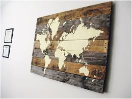 Cool Design Wood Wall Decor Exquisite Ideas Abou Diy