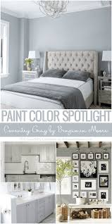 gray paint colors remodelaholic color spotlight benjamin moore coventry gray