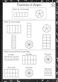 division 4 worksheets printable pinterest maths for year free