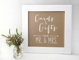 best 25 gift table signs ideas on wedding gift tables