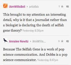 The Selfish Gene Meme - memes selfish gene selfish best of the funny meme