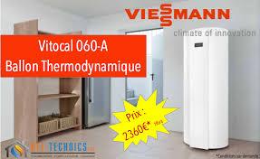 chambre froide viessmann ballon thermodynamique viessmann all technics