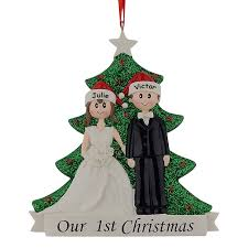 personalized christmas ornaments wedding online get cheap personalized couples ornaments aliexpress