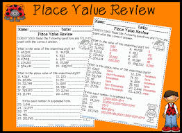 free worksheets place value worksheets class 5 free math