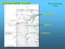 Floor Framing Plan Commercial Framing C D Prints Unit Ppt Video Online Download