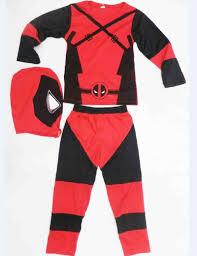 aliexpress com buy boy deadpool costume halloween costume for
