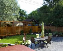 Ideas For Backyard Privacy Landscaping Ideas For Privacy U2013 Erikhansen Info