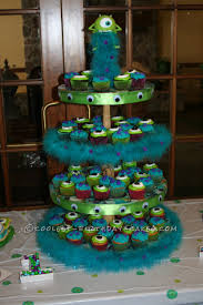 monsters inc birthday cake not so scary monsters inc birthday cake