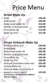 bridal makeup packages bridal makeup and hair packages pretoria mugeek vidalondon