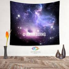galaxy tapestry black hole wall tapestry galaxy tapestry wall
