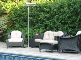 Patio Heater Parts Online by Aura Patio Plus Stainless Steel Infrared Patio Heater