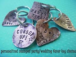 personalized keychain party favors 41 best wedding favors images on marriage wedding