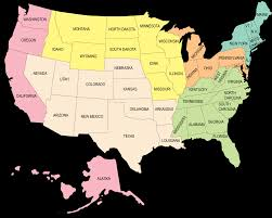 52 States Map by Gutenberg U0027s Buyers Guides
