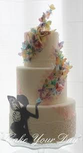 the 25 best fairy birthday cake ideas on pinterest fairy cakes