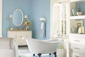 bathroom painted bathrooms incredible on bathroom with colors 7