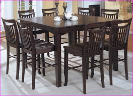 high top kitchen table and chairs ingenious idea high top table and chairs create a casual dining