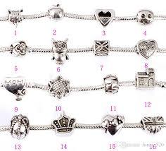 pandora bracelet styles images Best 17 styles mix diy bracelets for pandora charms new fashion jpg