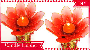 candle holder diy decoration ideas making at home best out of