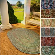 Indoor Outdoor Braided Rugs by Rhody Rug Inc