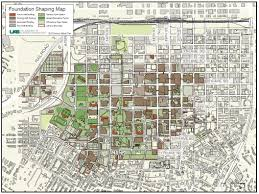 American University Campus Map Uab News New Campus Master Plan Developed After Key