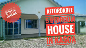 Ghana House Plans Ohenewaa House 5 Bedroom House For Sale In Kasoa Ghana Youtube
