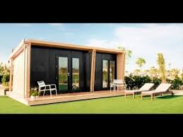 vivood prefab tiny house assembles in one day youtube
