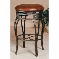 vintage kitchen decor bar stools leather brown counter height bar stools for vintage