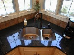 Corner Kitchen Sink Base Cabinet Modern Cabinets - Corner kitchen sink design
