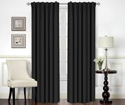 Black And White Buffalo Check Curtains Amazon Com Blackout Room Darkening Curtains Window Panel Drapes