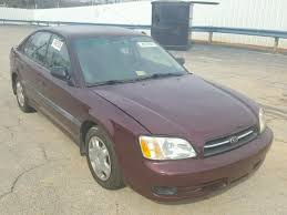 burgundy subaru legacy auto auction ended on vin 4s3be6351y7215006 2000 subaru legacy l in