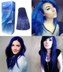 Color Dye For Dark Hair Berina Hair Dye Color Cream Permanent Professional Use No A41