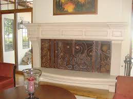 fireplaces u0026 fireplace screens precision ironworks
