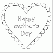 brilliant happy mothers day coloring pages with mom coloring pages