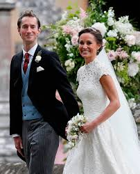 pippa middleton and james matthews tie the knot as prince george