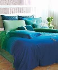 Peacock Feather Comforter New Extreme Linens 16 Piece Iridescence Plum Cal King Bed In A Bag