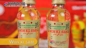 Minuman Ginseng Korea korean ginseng tea dong chung ha cho gasiogapi ginseng ginseng