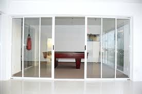 Glass Patio Sliding Doors Ideas Aluminum Patio Doors And Aluminum Sliding Patio Door By