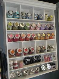 crafts by cas organization button storage