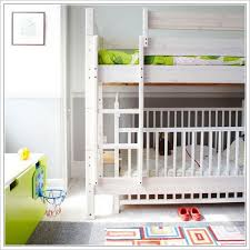 Crib Bunk Bed Sets Crib Bunk Bed Combo Home Design Ideas