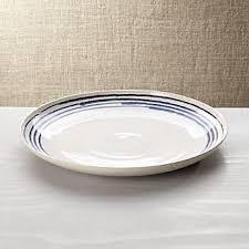 ceramic platter serving platters glass ceramic metal crate and barrel