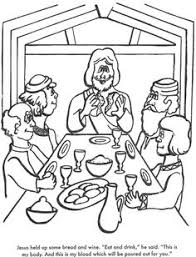 Coloring Turkey Page Free Funycoloring Last Supper Coloring Page