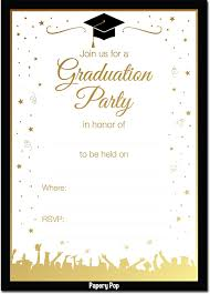 amazon com 2017 graduation party invitations with envelopes 30
