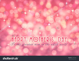 mother s day card designs happy mothers day card design pink colored stock illustration